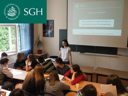 SGH - Klasa Akademicka